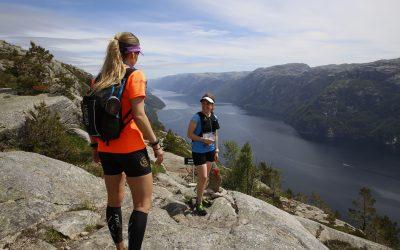 Lysefjorden In Ultramarathon 2018