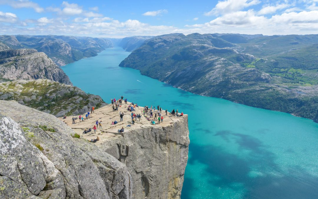 Explore Lysefjorden's hidden treasures