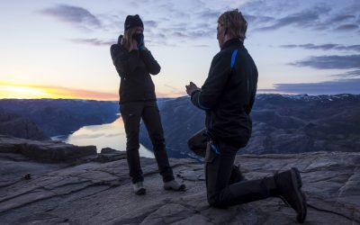 Want to get married in Lysefjorden?