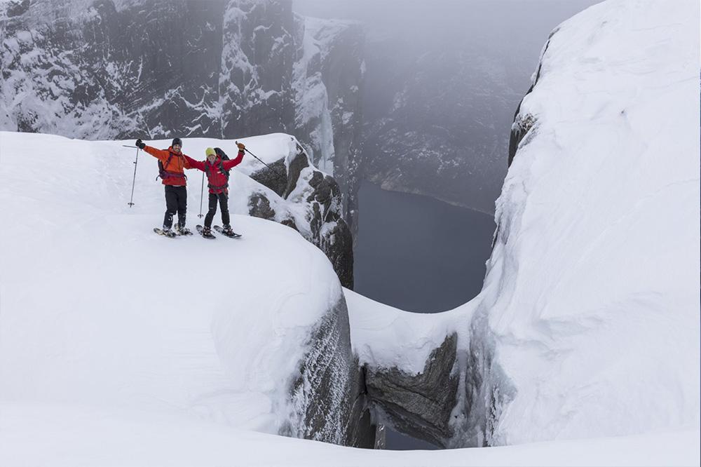 kjerag winter