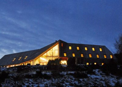 Preikestolen mountain lodge