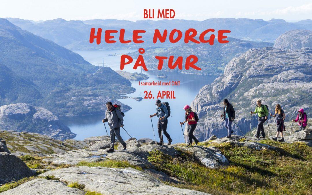 Hele Norge på tur