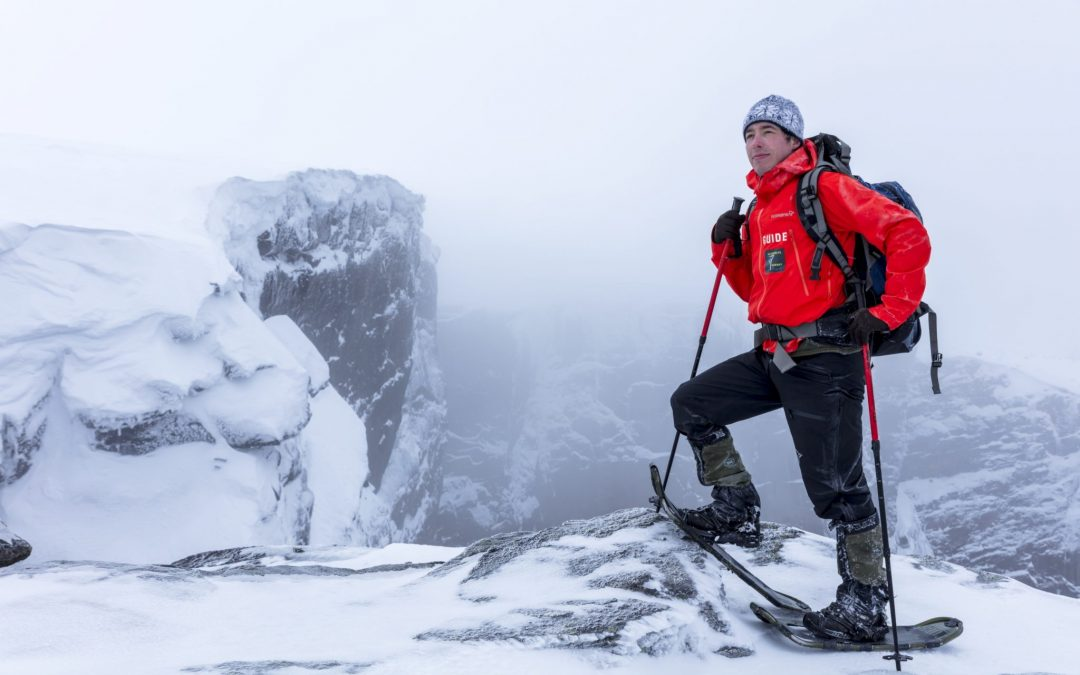 3-day Kjerag Winter Expedition