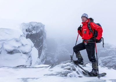 3-day Kjerag Winter Expedition