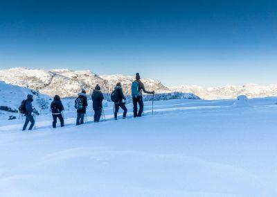 Preikestolen-Winter-Hike- view