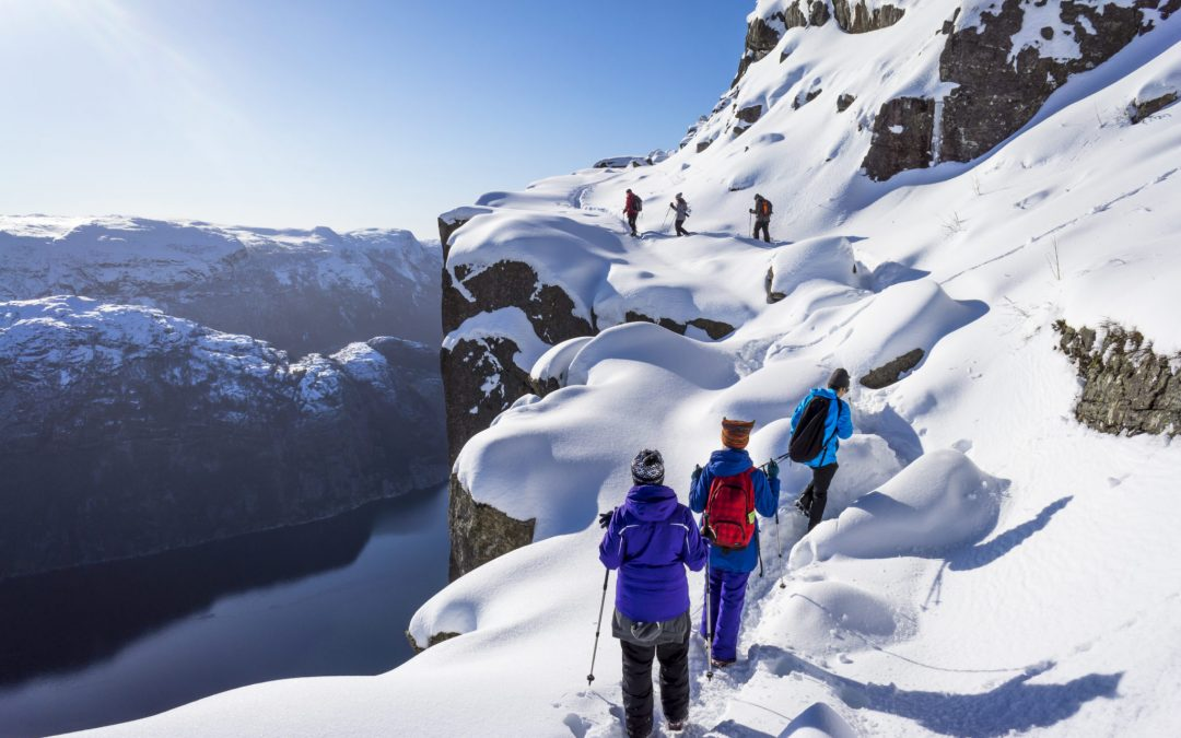 Preikestolen Winter / Spring Hike