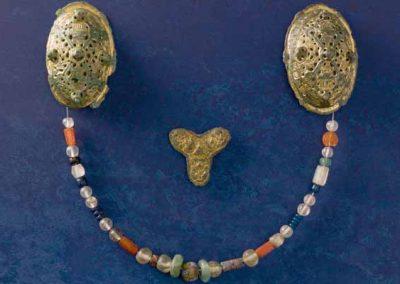 Vikingsmykker.-Arkeologisk-Museum