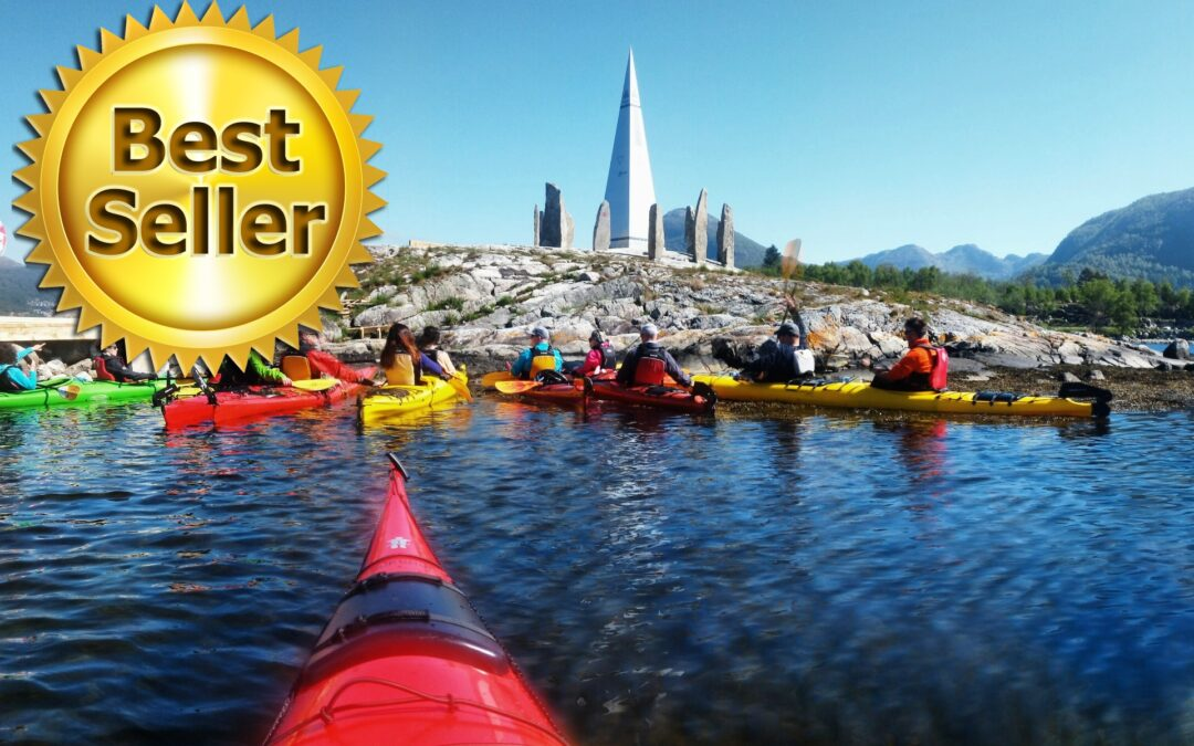 Daily guided kayak tours
