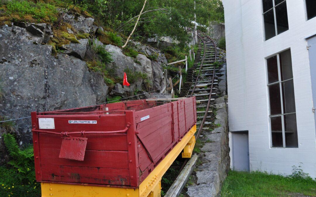 Flørli Lyssefjorden start 4444