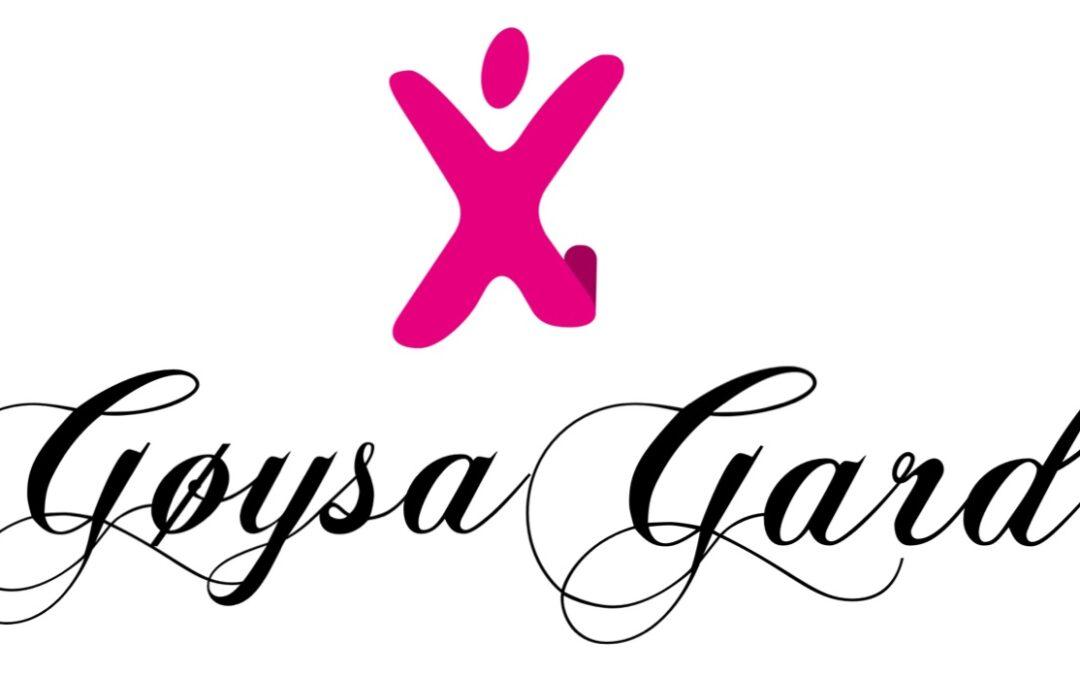 Gøysa Gard logoen