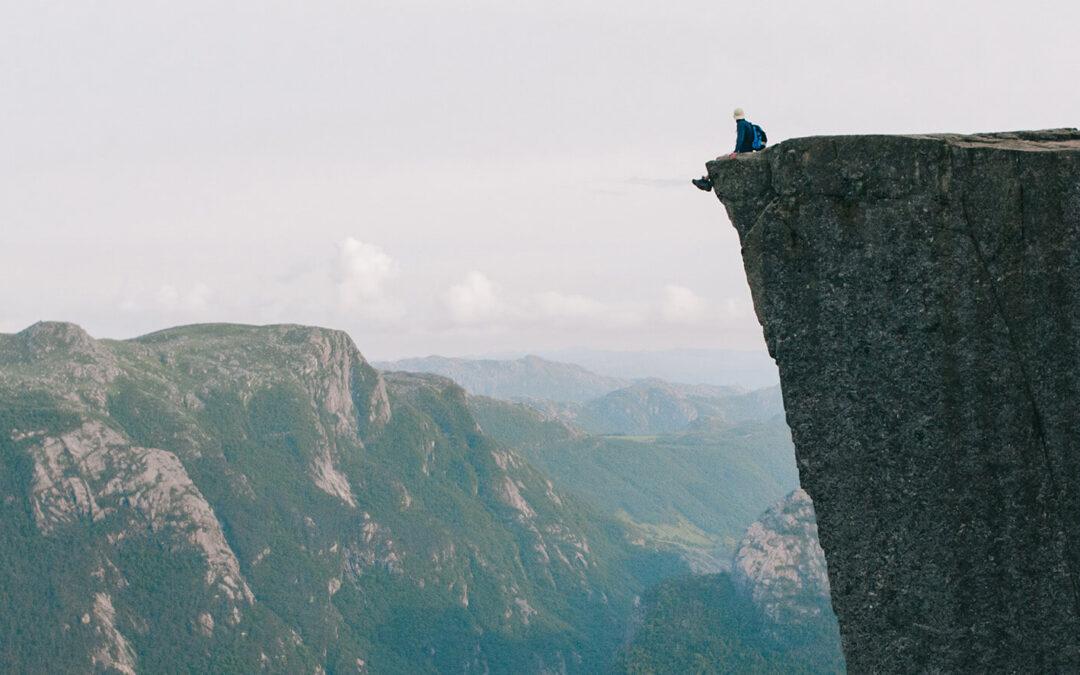hiking top